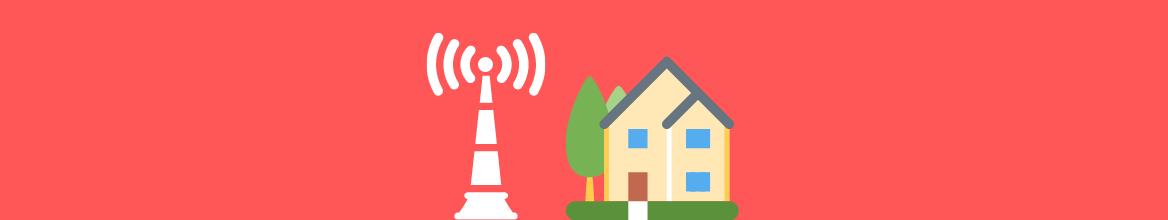 Amplificateur GSM ▷ Bien installer l'antenne extérieure