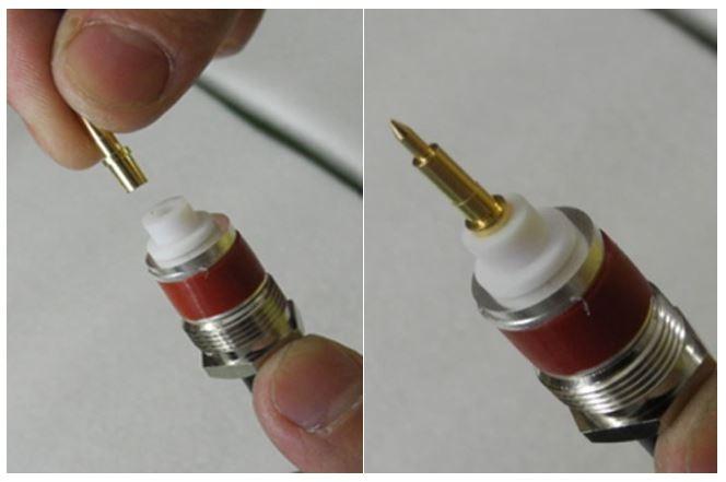 monter un connecteur N