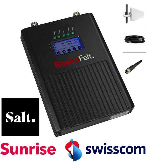 Amplificateur 3G Swisscom