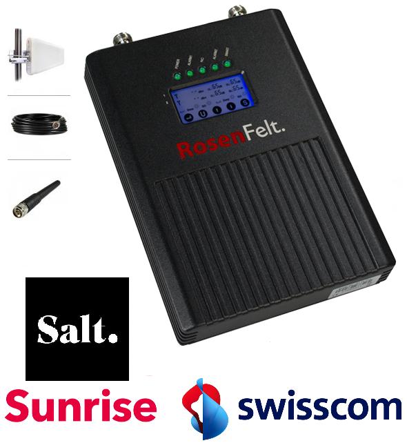 Amplificateur 4G Swisscom