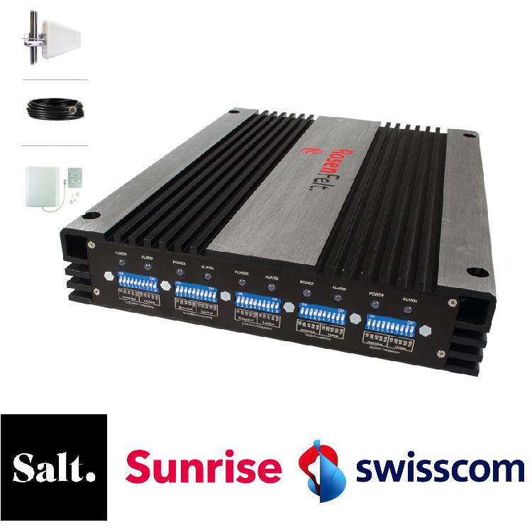 Amplificateur 5 BANDES Swisscom
